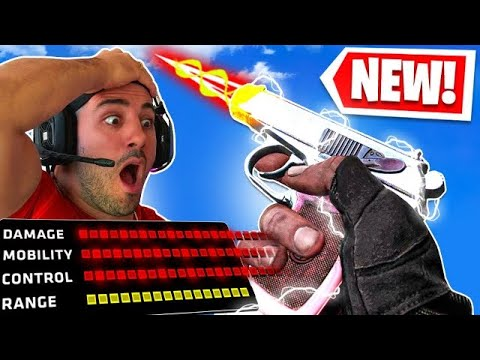 The *NEW* Sykov Pistols Will BREAK Warzone! 😱 (SERIOUS)