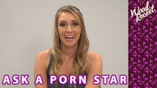 """Ask a porn star: """"the funniest porn movie title?"""""""