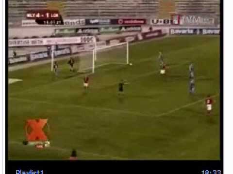 Michael Mifsud's Five Goals v Liechtenstein