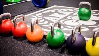 ATC Throw Down Kettlebell Lifting Championships