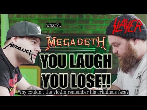 YOU LAUGH, YOU LOSE! (METAL EDITION)