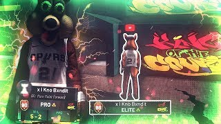 I Won The 1v1 EVENT With My MASCOT On NBA 2K19! Point Forward DemiGod Build 2K19! Best Build 2K19