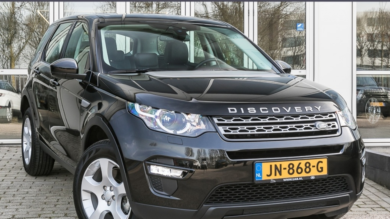 land rover discovery sport 2 0 ed4 urban serie pure youtube. Black Bedroom Furniture Sets. Home Design Ideas