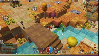 How to Check the Scribbles under the bridge in Aner Park - Maplestory 2