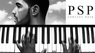 "Video ""From Time"" - Drake (Piano Tutorial) download MP3, 3GP, MP4, WEBM, AVI, FLV Juni 2018"