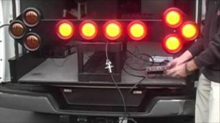 able 2 led arrow board