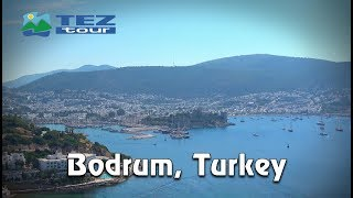 Bodrum, Turkey travel guide 4K bluemaxbg.com
