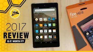 2017 Amazon Fire HD 8 Review: Is it worth it?