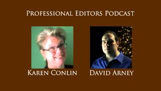 Professional Editors Podcast - Episode 102: The Comma, Bane of Our Existence