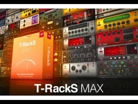 Masterização Com T  Racks