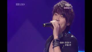 민경훈   악몽 2011  8  12  뮤직뱅크 (HD)