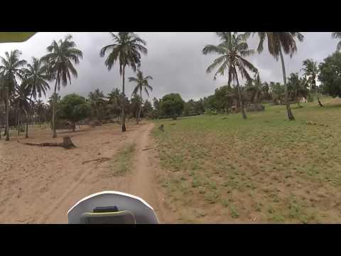 Mozambique: Bilene - Inhambane