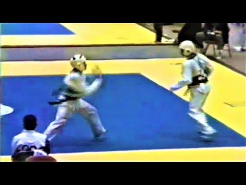 1993 USA NATIONAL TAEKWONDO Welterweight from LIMA ACADEMY