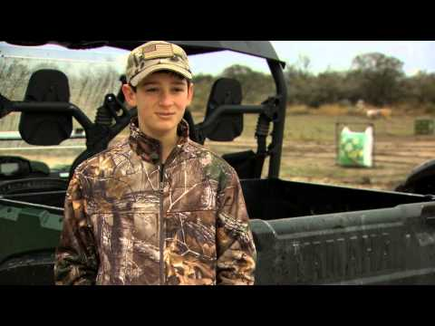 Youth Hunting And IHEA - 1418