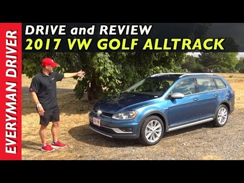 Here's the 2017 Volkswagen Golf AllTrack Review on Everyman Driver