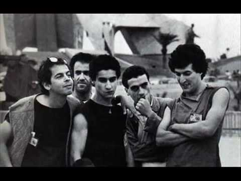 North african punk rock band from the 80s