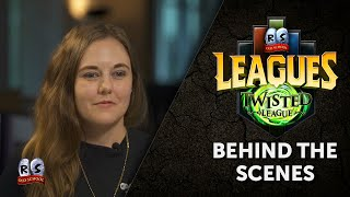 Twisted League - Behind the Scenes - Old School RuneScape