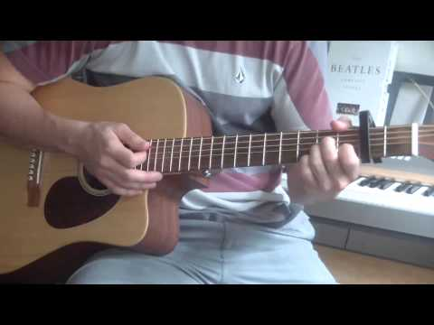 Imagine Dragons - Radioactive Guitar Lesson (Chords, Strumming Pattern)
