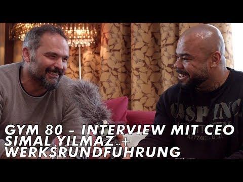 Gym80 - Interview mit CEO Simal Yilmaz über McFit, deutsche Qualitätsarbeit, uvm.