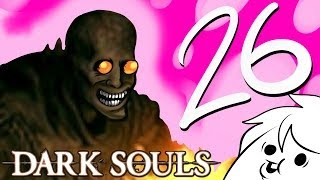 Oney Plays Dark Souls - PART 26 - Necromancers Tiptoeing all around