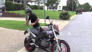 CBX1000, BUELL XB12R, and CX650 TURBO