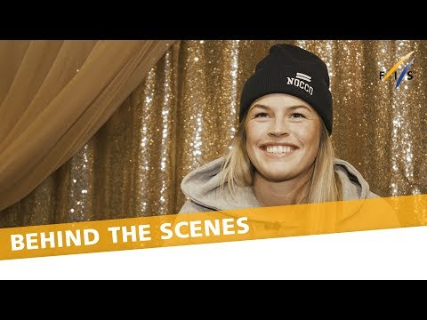 Girl power snapshots and tales form Hedvig Wessel  FIS Freestyle Skiing