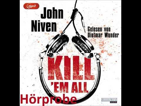 Kill 'em all YouTube Hörbuch Trailer auf Deutsch