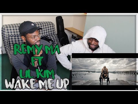 Remy Ma - Wake Me Up ft. Lil' Kim (Music Video) - 2 REALZ REACTION