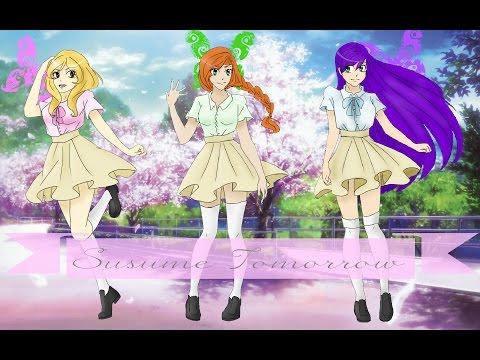 【MTFCB'17-R1】Susume→Tomorrow【Lovely Ƹ̵̡Ӝ̵̨̄Ʒ Butterflies】