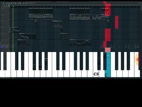 Paravashanadenu/tanmayaladenu piano tutorial