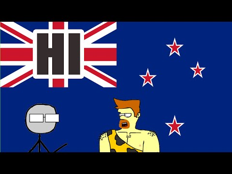 New Zealand Flag Referendum (Part 1) - Hello Internet Animated