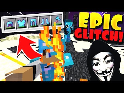 *HUGE GLITCH* TO SAVE YOUR FULL GODSET IN PVP! | Minecraft Factions | Cosmic Pvp | Monster [5]