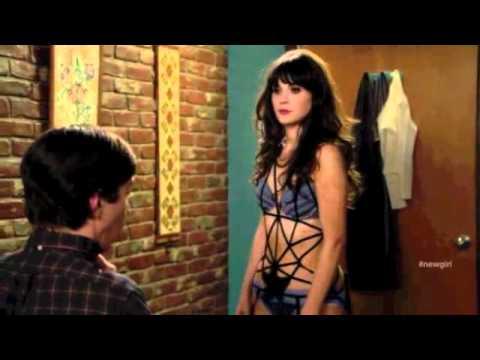 New Girl - Season 1 - Zooey Deschanel - Dirty Talkin'