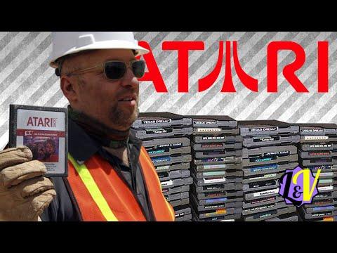 La Crisis del 83 - L&V - ET y Atari
