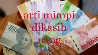 ☀ Arti mimpi uang 50 ribu togel