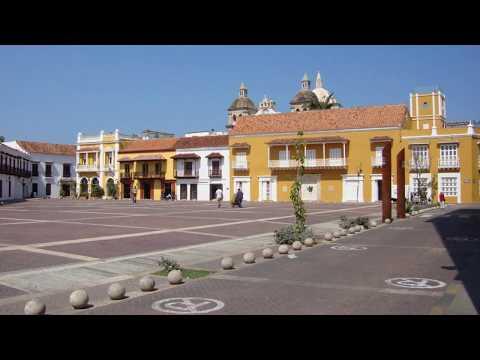 Histórica Ciudad Amurallada, fotos / Cartagena de Indias, Colombia
