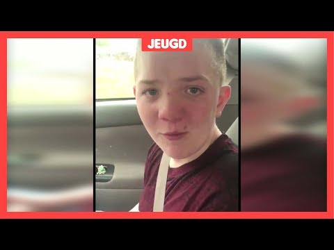Jongen vertelt dat hij gepest wordt en gaat viral