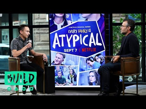 Keir Gilchrist Talks Season 2 Of Netflix's 'Atypical'