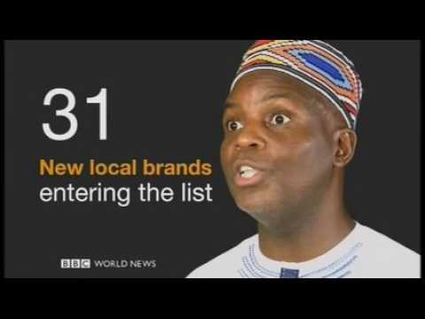 Thebe Ikalafeng on Brand Africa 100: Best Brands in Africa 2016/2017