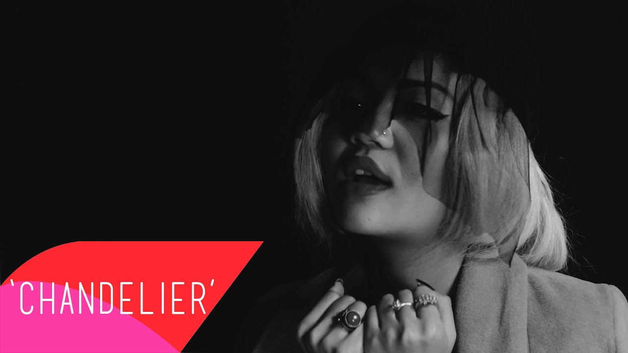 Chandelier Cover | Caryn Poonte Live | Sia | Cinebuff Pictures ...