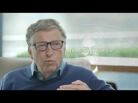 Bill Gates fala sobre Richard Feynman [LEGENDADO]
