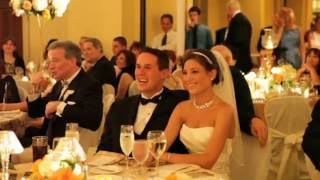 BEST Father of the Bride Speech by John Fox - Funny & Touching