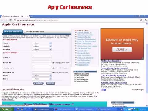 Car Insurance India | Apply Car Insurance | Premium Calculator ...