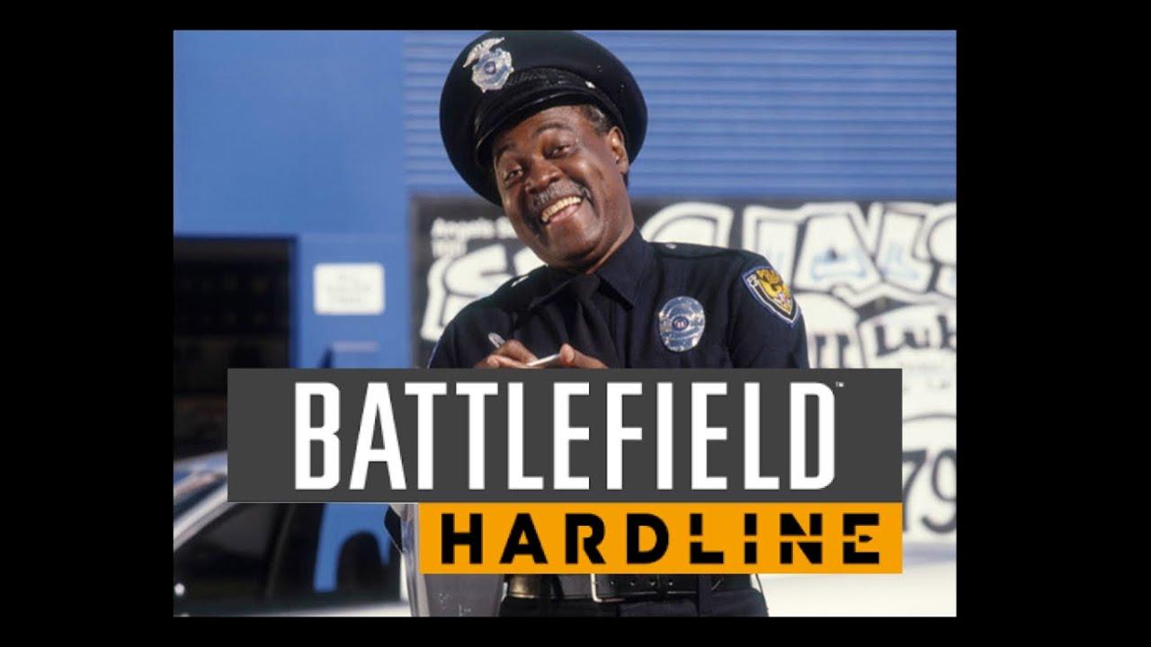 maxresdefault battlefield hardline funny moments (creepy officer smile, pools,Pools Closed Meme