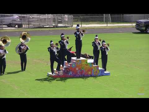 Mount Airy High School Marching Band 9/29/2018