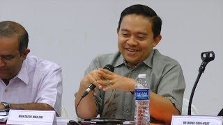 Wan Saiful on political financing: Election campaign is a costly affair