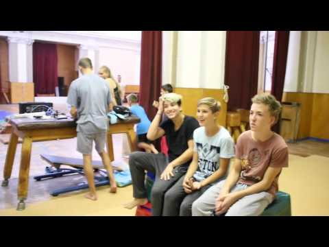 Obstacle Movement - Parkour Night 2016