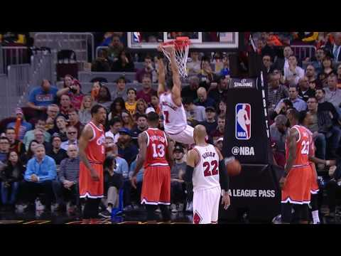 Michael CarterWilliams Drives & Delivers the AND1 Slam Dunk