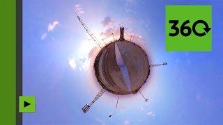 Vivez au plus près le décollage spectaculaire de Soyouz (images panoramiques)