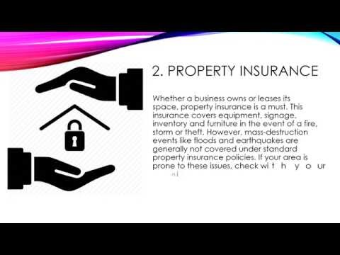 2. Property Insurance | Business Insurance - Mortgage Loan Video Reviews